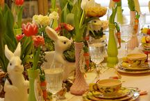 Easter Tea Party Ideas