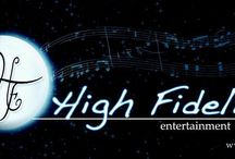 High Fidelity Entertainment photos / Some recent photos of weddings and events