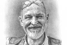 Portretten / Realistische portret tekeningen.