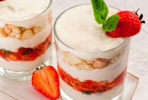 Десерт с рикоттой