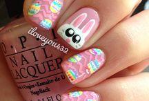 !Nail art! / by Lucy Yi Jen Wu