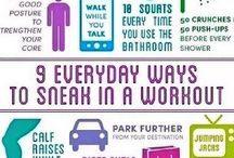 Workout everyday everywhere