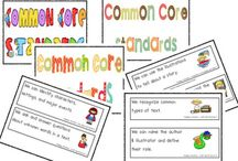 common core / by Shari Wood