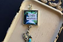 Work Necklaces | Corporate Gifts & Promotions / by Tara Jacobsen - Marketing Speaker & Author