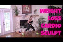 Work out videos / by Erin Nemetz