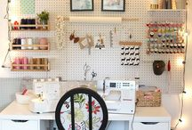 sewing space.. (my dream)
