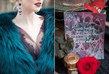 Luxury black and marsala winter wedding / Stunning styled winter photoshoot in fine art style by Julia Samokhina www.juliasamokhina.com, idea and organization Injir Wedding Agency https://www.facebook.com/INJIR-weddingорганизация-свадьбы-агентство-429813247187199/?fref=nf