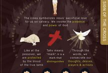 Sign of the cross explained