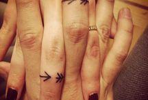 Tattoos and piercings / by Ashly Burgado