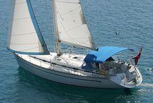 Sailboat / Barche a vela