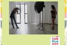 Camomilah LinGGerie - bastidores da nova coleção / Esta cobertura de bastidores foi feita por Jéssica Teixeira, a fotógrafa do CWB Plus Size, que mostra como foram feitas as fotografias que vão compor o novo catálogo da Camomilah LinGGerie.