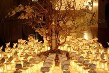 Escort candle