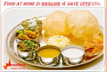 veg & non veg restaurents in gwalior / Now Enjoy #Delicious food on Free home delivery from your favorite Restaurants. Save Upto 25% Start Rs@200/ with amazing offers. For more updates, Like #wroofers.