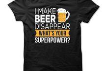 Drinking T shirts