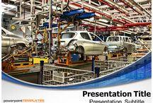 Automotive-Industry Templates