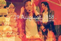Michael is my world ♥^♥