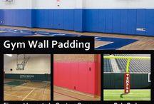 Gym Wall Padding