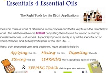 Natural remedies/Essential Oils / by Amie Culberg