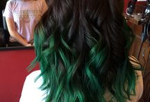Bright Ombre Ends
