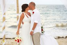Mexico Destination Weddings / Destination weddings at resorts in Mexico.