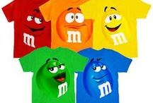 M&Ms / by Lisa Phillips-Forsyth
