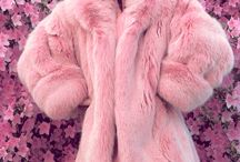 Fur Coats / ~Experience has taught me that if in the cold for any amount of time a fur coat is so very light and warm.~kp