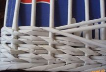 pleteni z papiru