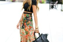 floral bunga skirt dress