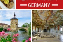 Family holiday in Germany