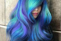 szép színes hajak!!