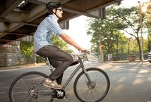 Ride into Summer in Style. / Levis and Schwinn!