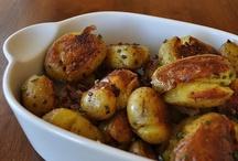 Yummies: side dishes / by Meredith Glynn