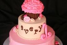 cakes / by Brenda Bolton