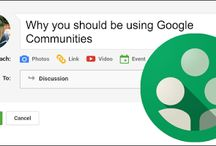 School- Google Communities