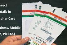 Update Aadhaar Card