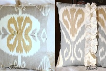 Pillow Love / Cause you just can't have enough pillows! www.silverliningdesigns.co