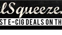 DealSqueeze - Get the best E-Cig deals!
