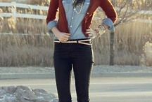 Outfit Ideas / by Marisa Prachar