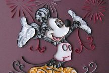 Quilling to show mum / by Kylie McGonigal