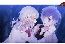 Diabolik lovers Kanato × Yui