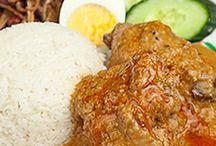 Curry  Chicken .