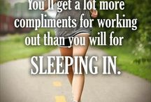 Work out motivation / I am a Beach Body Coach and can help you reach your fitness and nutrition goals.  Contact Me!  www.beachbodycoach.com/nicole3399 www.facebook.com/excusesareonvacation / by Nicole Martin