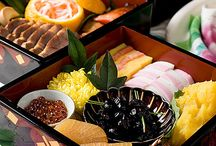 New Year dishes of Japan