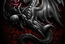 Mystical and Paranormal Creatures  / Dragons, Shifters, and favorite fantasy