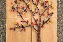 drzewo jesień