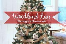 Woodland xmas