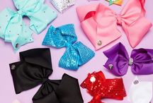 bow collection : Jojo Siwa