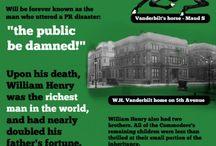 Vanderbilts / Gilded era mansions