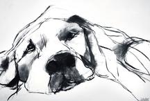 Técnicas de ilustración blanco y negro