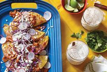 Taco Tuesday / Or Wednesday. Or Thursday. Or Friday...you get the point. With these tasty recipes, make it taco night any night!